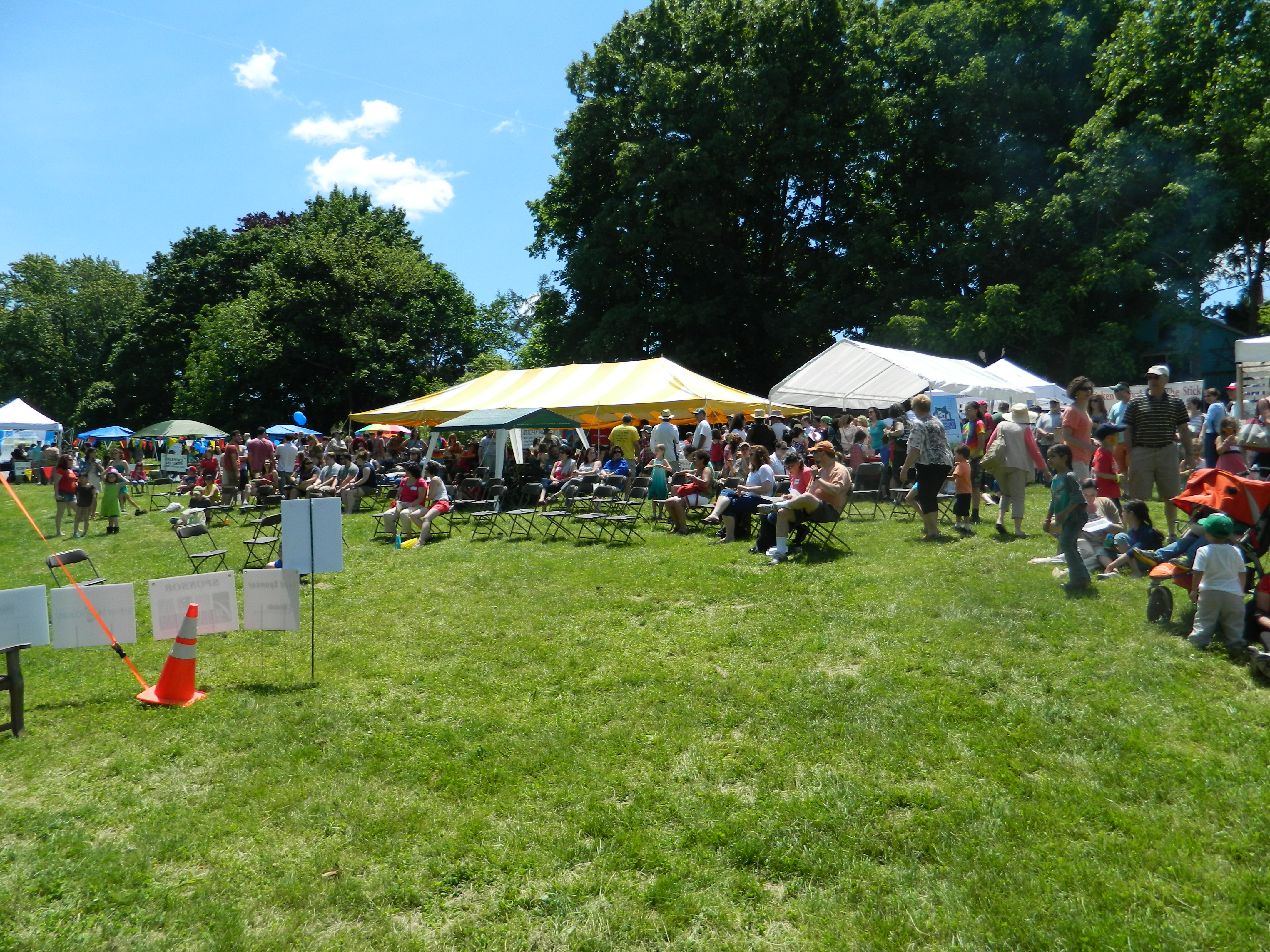 Arts in the Park 2014